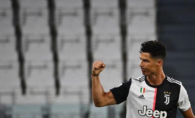 Cristiano Ronaldo Bikin Rekor Cetak 50 Gol di Tiga Liga Elite Eropa