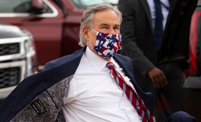 Kasus Covid-19 Melonjak, Gubenur Texas Perintahkan Pemakaian Masker di Tempat Umum
