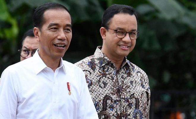 Jokowi Puji 5 Pimpinan Daerah yang Dianggap Sukses, Ada Anies?