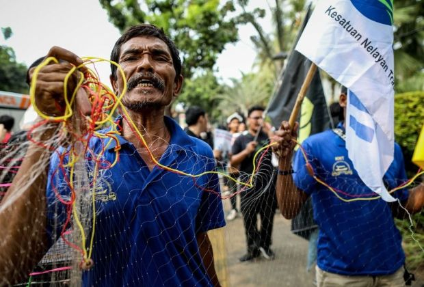 Kecewa Berat Soal Izin Reklamasi Ancol, Ribuan Relawan dan Nelayan Ancam Geruduk Kantor Anies