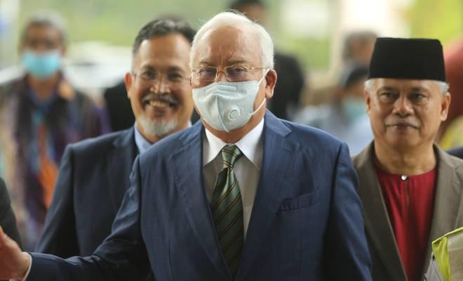 Pengadilan Tinggi Malaysia Putuskan Najib Bayar Tunggakan Pajaknya yang Hampir 6 Triliun Rupiah