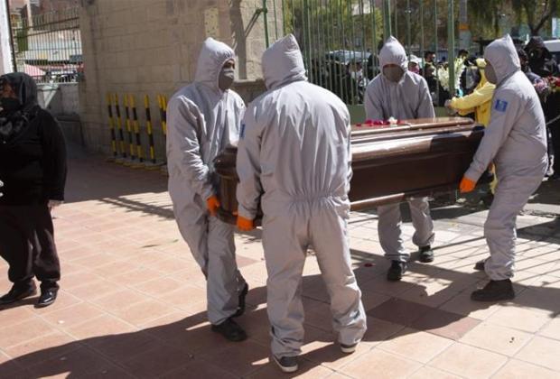 Polisi Bolivia Temukan 400 Mayat Diduga Meninggal karena Covid-19