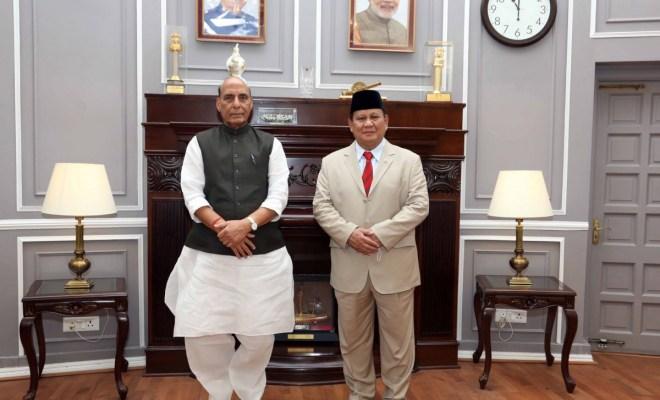 Prabowo ke India Ternyata Bukan Beli Rudal tapi Laksanakan Misi Jokowi
