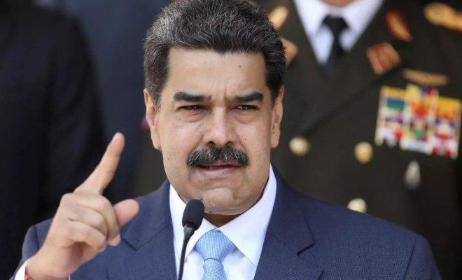 Maduro Usir Utusan Uni Eropa dari Venezuela
