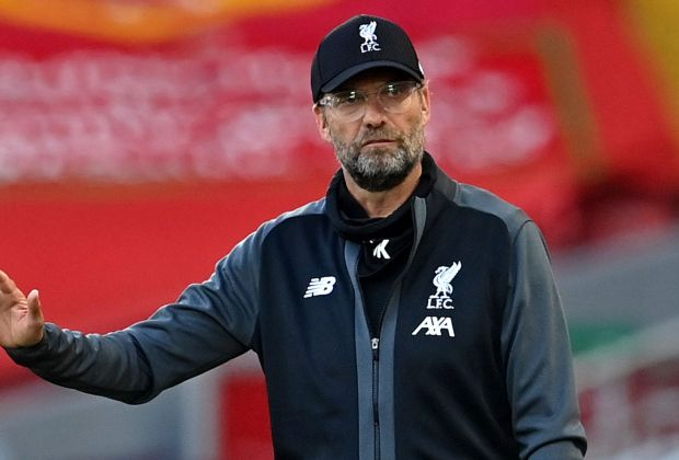 Meski Kalah Telak dari Man City, Klopp Tetap Puji Liverpool