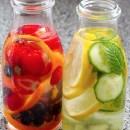 Capek Diet Ketat? 4 Minuman Detox ini Efektif Kempeskan Perut Buncit