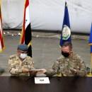 AS Tarik Pasukannya dari Kamp Taji Irak