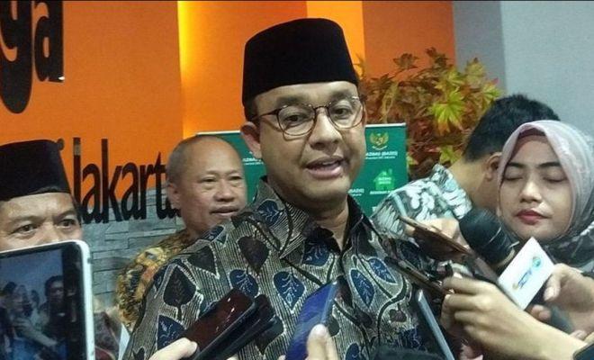 Adik Gus Dur Wafat, Anies: Gus Im Pribadi yang Amanah dan Punya Prinsip Keindonesiaan
