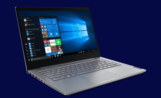 Berikut ini Performa dan Spesifikasi Laptop Lenovo ThinkBook 14