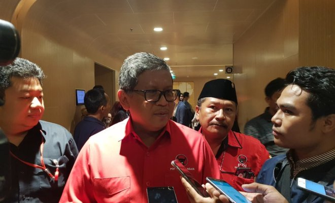 PDIP: Keputusan Rombak Menteri, Datang dari Jokowi