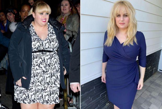 Ikuti Jejak Diet Sukses Adele, Rebel Wilson Turunkan Berat Badan 18 Kilogram