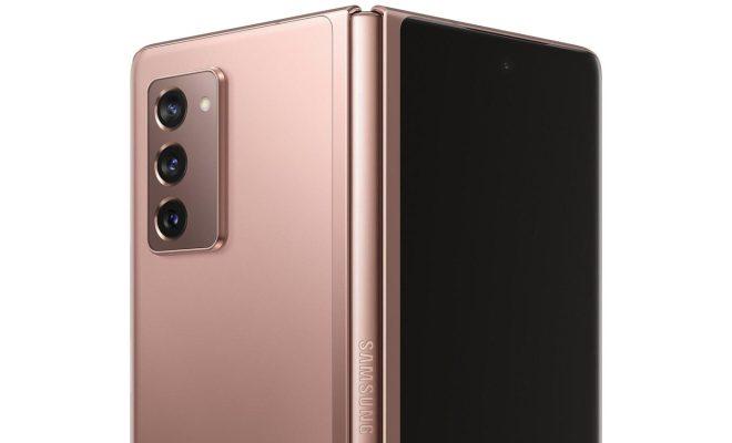Ini Bocoran Harga Samsung Galaxy Z Fold 2