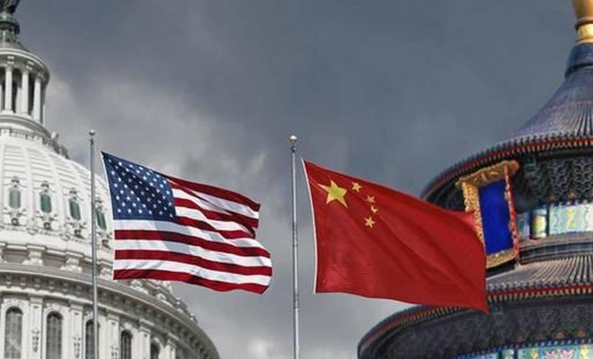 Lagi, China Balas Sanksi Amerika