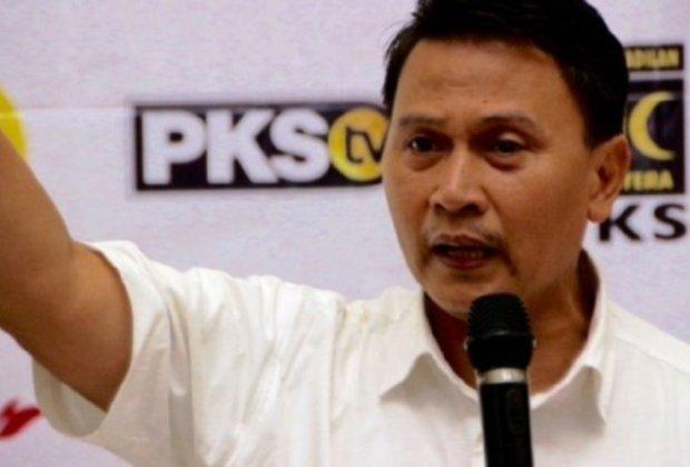 TIKTAK.ID - Persoalkan Nepotisme dan Inkonsistensi Jokowi, PKS: Ipar Dilarang Nyalon Pilkada, Tapi Gibran Boleh