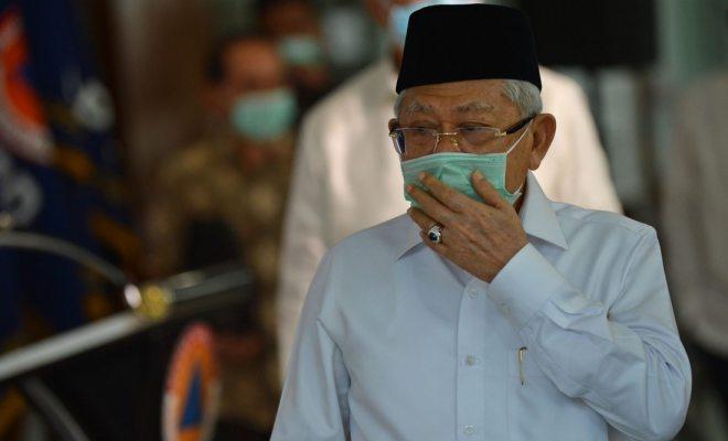 Ma'ruf Amin: Jangan Sampai MUI Tak Dipercaya Pemerintah dan Seluruh Lapisan Masyarakat