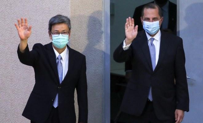 Beijing 'Semprot' Pejabat AS yang Nekad Kunjungi Taiwan