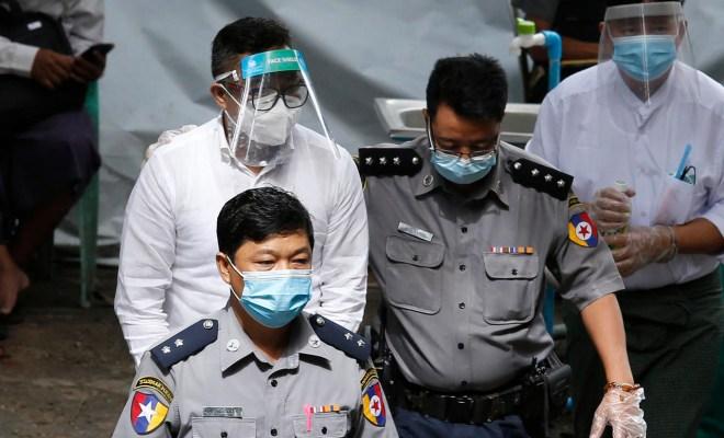 Myanmar Penjarakan Pendeta Pelanggar Protokol Kesehatan