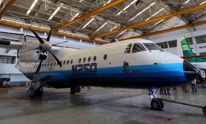 Nasib Pesawat N250 Habibie yang Berakhir di Museum