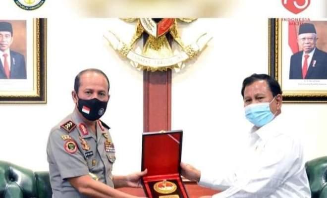 Prabowo Jalin Kesepakatan dengan Komjen Pol Boy Raffi, Soal Apa?