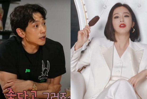 Rain Tak Terima Kim Tae Hee Parodikan Lagunya di Iklan Es Krim