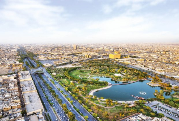 Saat Arab Saudi Makin Hijau dan Hilang Tandusnya, Benarkah Tanda Kiamat Sudah di Depan Mata?
