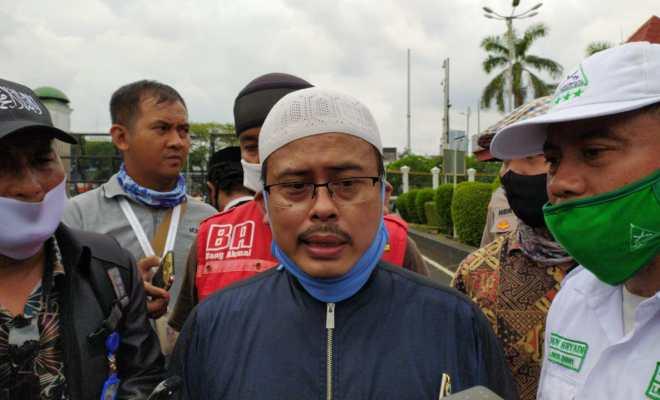 Sebut Prabowo 'Sudah Selesai', PA 212: Pilpres 2024 untuk Anak Muda