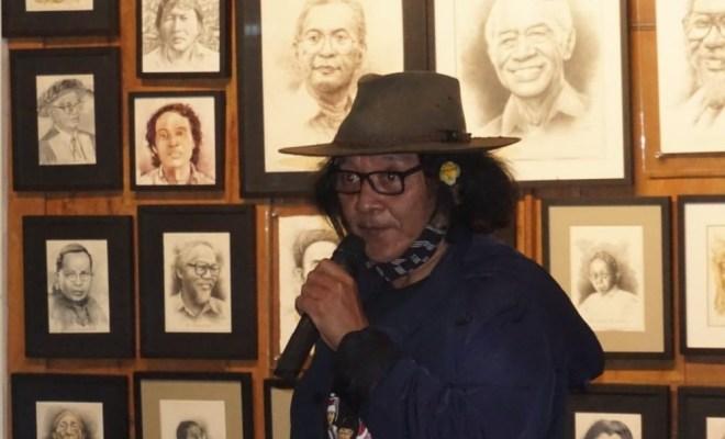 Jika Masih Ingin Dipercaya Rakyat, Sujiwo Tejo Minta Jokowi Batalkan Pencalonan Anak dan Menantunya di Pilkada 2020