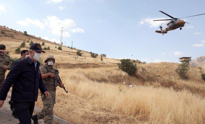 Turki Ngotot Serang Terus Suku Kurdi di Wilayah Irak
