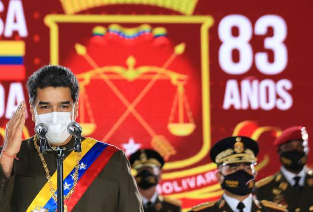 Venezuela Penjarakan Dua Mantan Pasukan Khusus AS