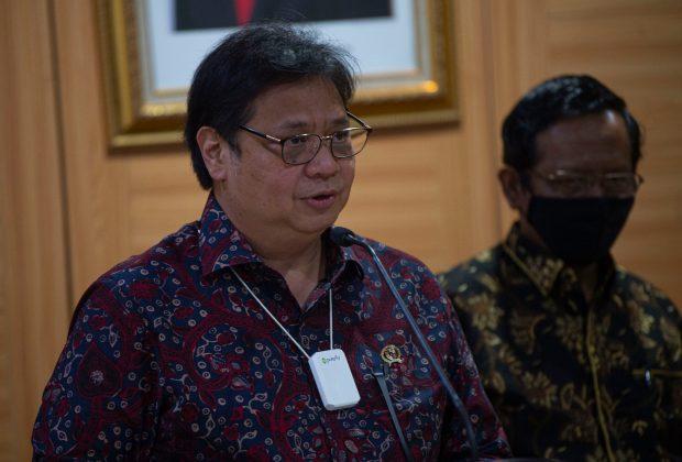 Publik Heboh Soal 'Pemerintah Pusat vs PSBB Jakarta', Begini Respons Airlangga Hartarto