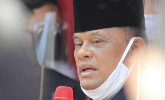 Gatot Nurmantyo: KAMI Siap Lawan KITA Bentukan Relawan Jokowi, Kalau...