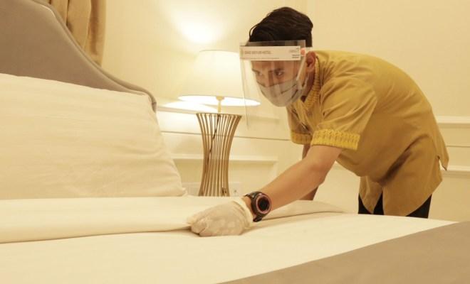 Ini Protokol Kesehatan untuk Menginap di Hotel Kala Pandemi