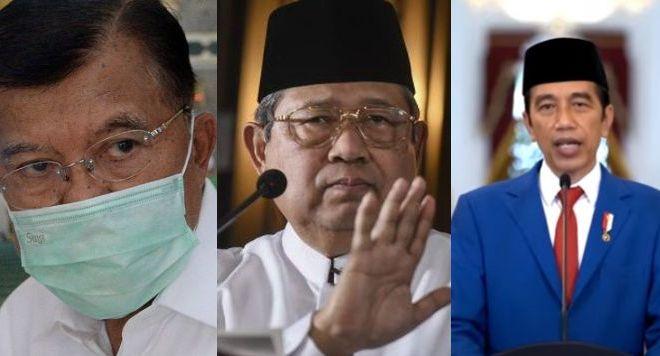 Inilah Jawaban JK Saat Ditanya Lebih Enak Jadi Wapres Zaman SBY atau Jokowi