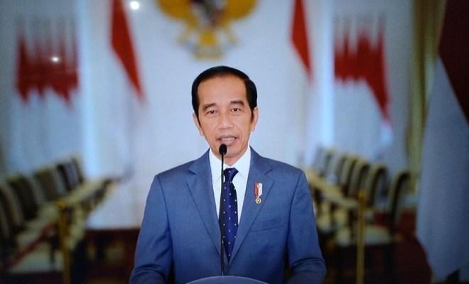 Jokowi Klaim Diplomasi Vaksin Indonesia Paling Maju