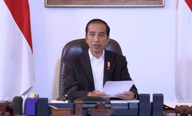 Jokowi: Sekali Lagi, Jangan Buru-buru Menutup Wilayah