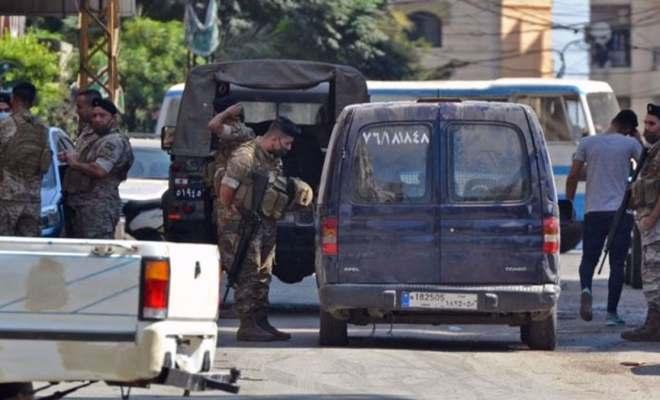 Polisi Lebanon Tewaskan 9 Anggota Jaringan ISIS