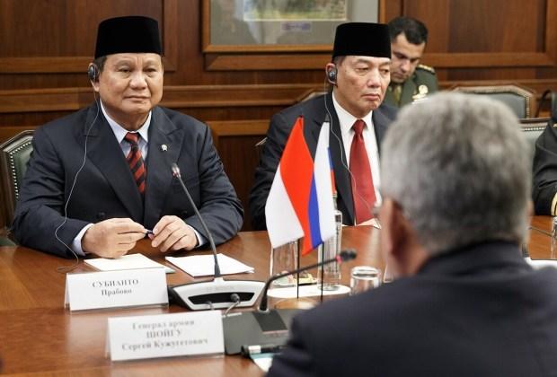 Wow, Prabowo Ajukan Utang Ratusan Triliun untuk Borong Kapal dan Jet Tempur