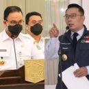 Ridwan Kamil Sayangkan 300 T 'Melayang' Akibat Keputusan Anies, Maksudnya?