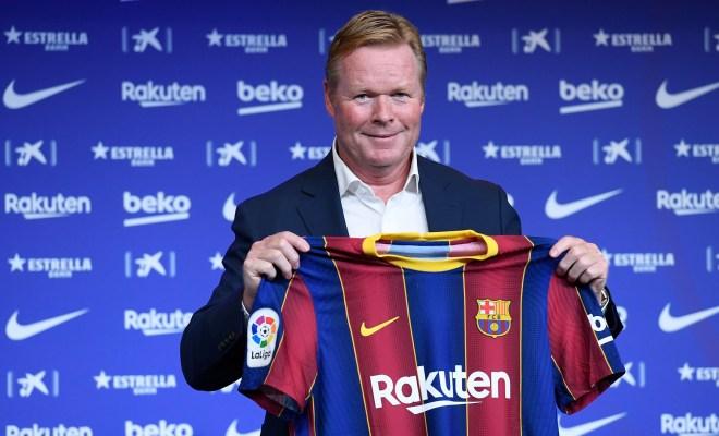 Ronald Koeman Dianggap Tak Disukai Sebagian Pemain Barcelona