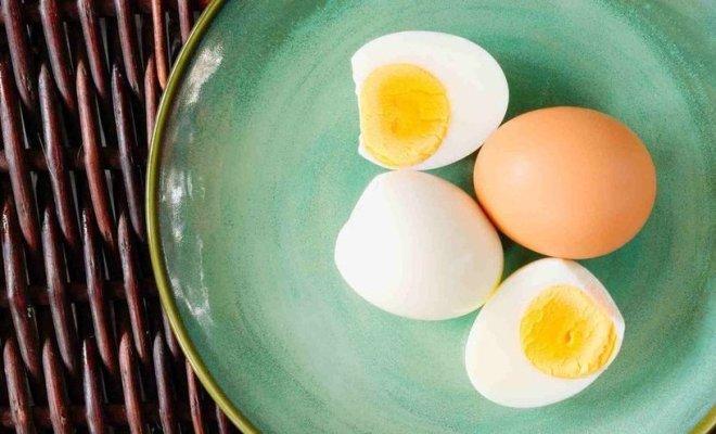 Sarapan Telur Rebus untuk Turunkan Berat Badan
