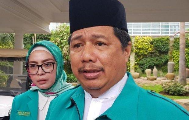 Ketum Persaudaraan Muslimin Indonesia Sebut Kondisi Pandemi Bukan Alasan Lengserkan Jokowi