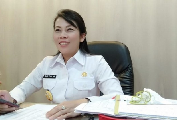 Ahok Versi Wanita, Wali Kota Singkawang Umumkan Dirinya Positif Covid-19