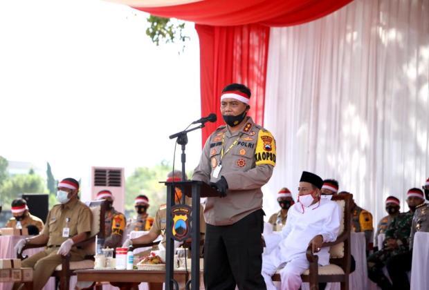 Rajut Kebhinekaan di NKRI, Habib Lutfi dan Kapolda Jateng Sampaikan Pesan 'Lawan Intoleransi!'
