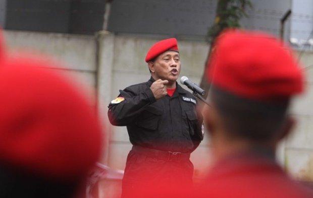 Gagal Atasi Pandemi karena 'Lupa Diri', Kasatgasus Cakra Buana PDIP Desak Jokowi Segera Tobat