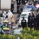 Dua Orang Ditikam di Dekat Kantor Majalah Charlie Hebdo