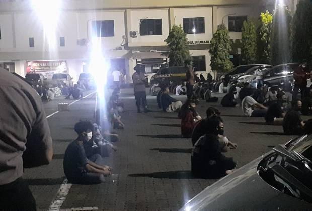 Polrestabes Semarang Larang Tim Advokasi Dampingi Korban Salah Tangkap