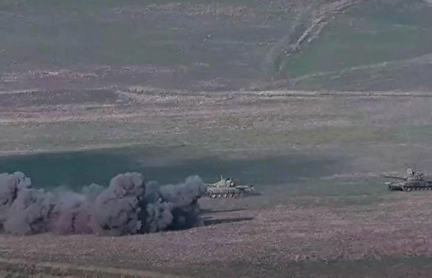Armenia Sebut Pesawat Tempurnya Jatuh Ditembak Turki