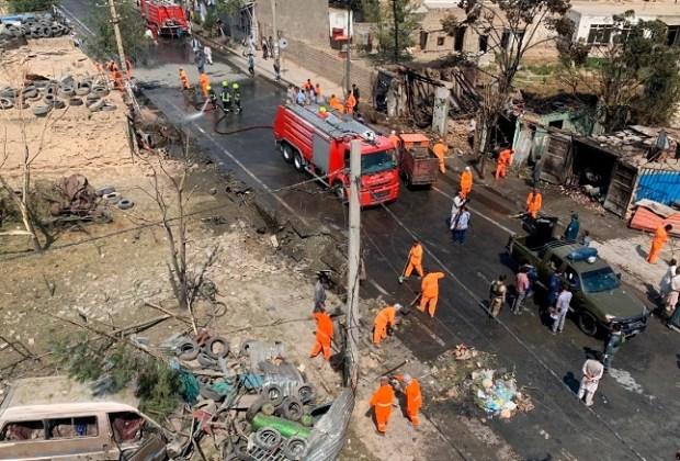 Bus Penumpang Meledak, Sembilan Orang Tewas di Afghanistan