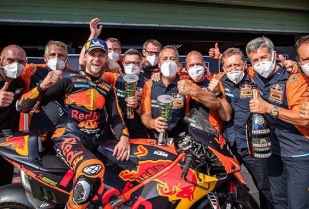 CEO KTM Terkesan dengan Performa Pembalapnya di MotoGP 2020