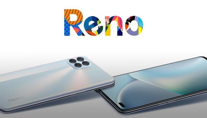 Diincar Anak Muda, OPPO Reno4 F Sold Out dalam 4 Menit